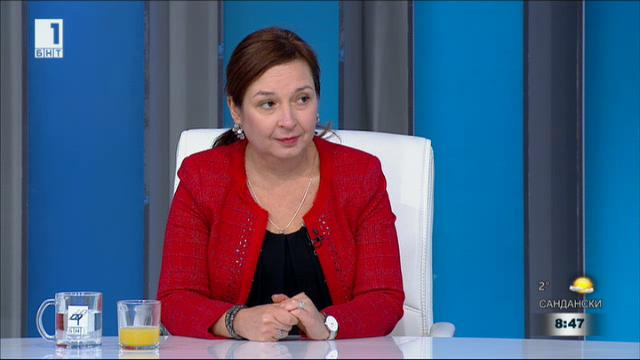 Зорница Русинова за ОП Развитие на човешките ресурси