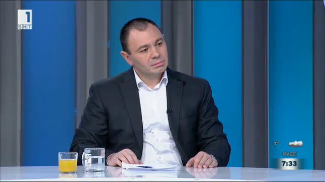 Светлозар Лазаров: Трябва единна система за сигурност в Европейския съюз