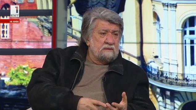Вежди Рашидов - когато политиката отстъпи на творчеството