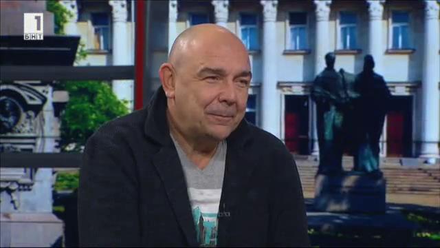 Новият-стар директор на Сатирата - Калин Сърменов