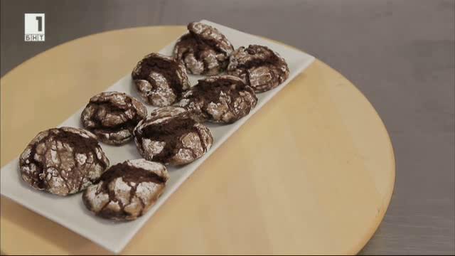 Напукани какаови сладки