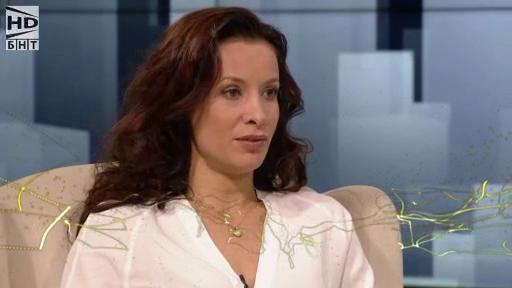 Яна Маринова - гост в Извън играта