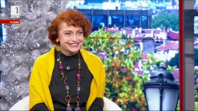 Камелия Тодорова с празничен концерт в зала България