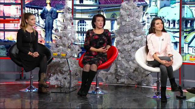 Народната певица Гуна Иванова с нова музика