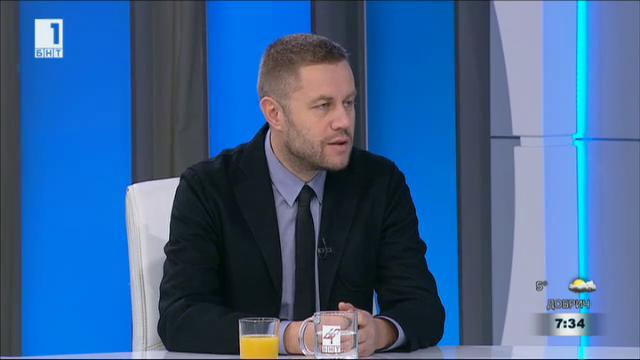 Георги Милков: Важно е какви проекти ще предложим на Саудитска Арабия