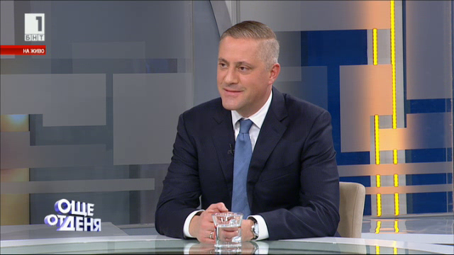 Божидар Лукарски: СДС е символ на борбата срещу тоталитаризма