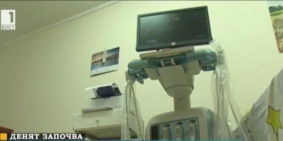 Българската Коледа: Нова апаратура за диагностика на деца и новородени