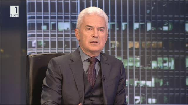 Волен Сидеров: Управляващата партия е ГЕРБ, ние сме коалиционни партньори
