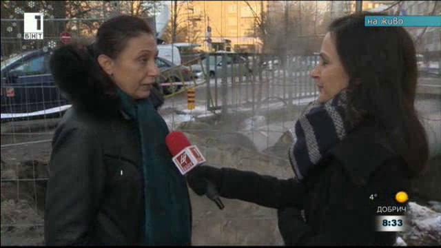 Топлофикация София се справи с аварията