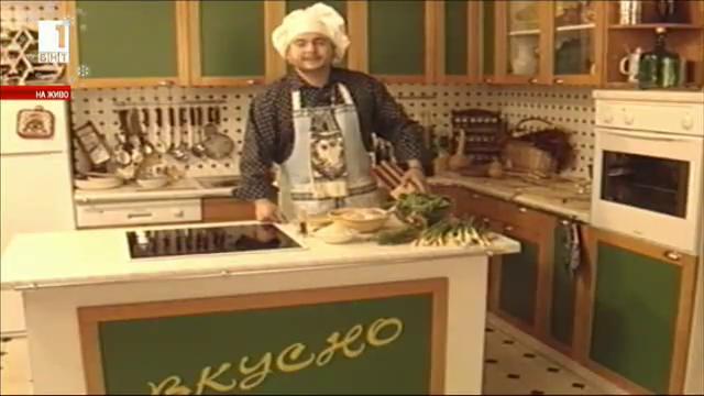 Ути Бъчваров - когато животът е вкусен