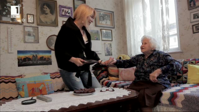 Столетниците на България: Баба Боянка