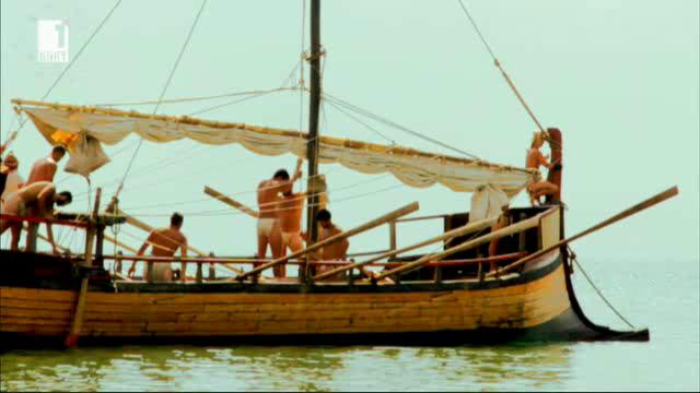 Морското могъщество на Траките
