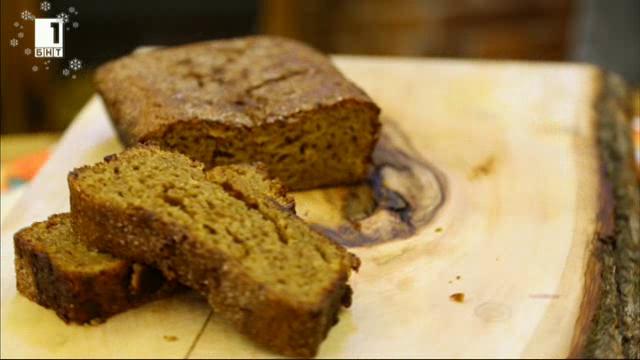 Хляб с тиква