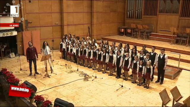 Отново е Коледа - концерт на детския хор Пим-пам и приятели