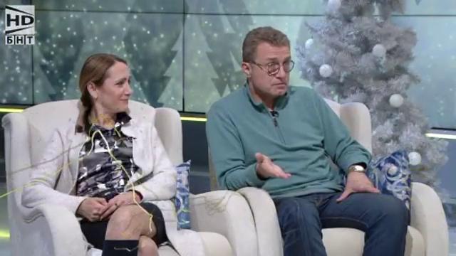 Албена Павлова и Емил Марков - гости в Извън играта