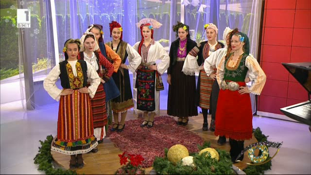Българската носия и мисията да бъде опазена