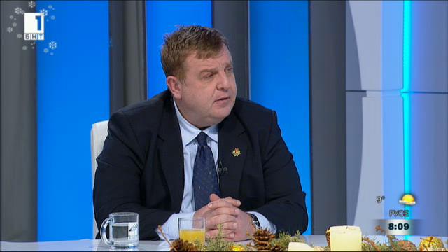 Красимир Каракачанов: Няма да допусна фирми посредници!