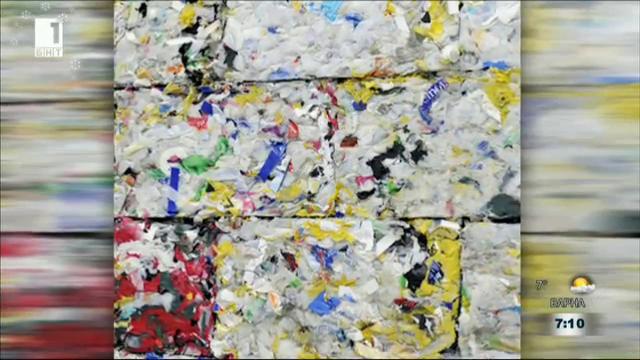 Тухли от отпадъци - идея на новозеландския изобретател Питър Луис