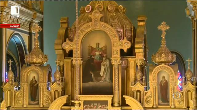 Желязната църква в Истанбул с нов блясък