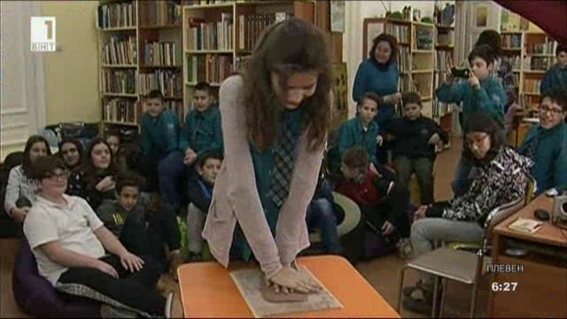 12-годишната Никол е най-четящото дете за 2017-а година в Русе