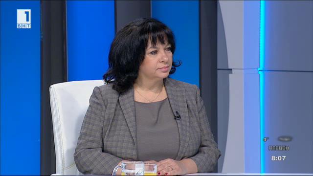 Министър Петкова: Държавата не влияе върху цените на свободния енергиен пазар