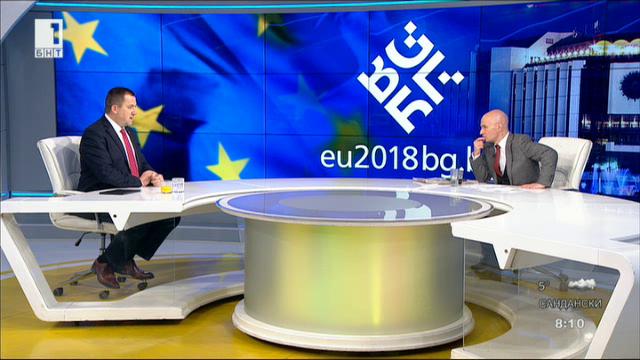 Огнян Златев: Страната ни е абсолютно готова за председателството