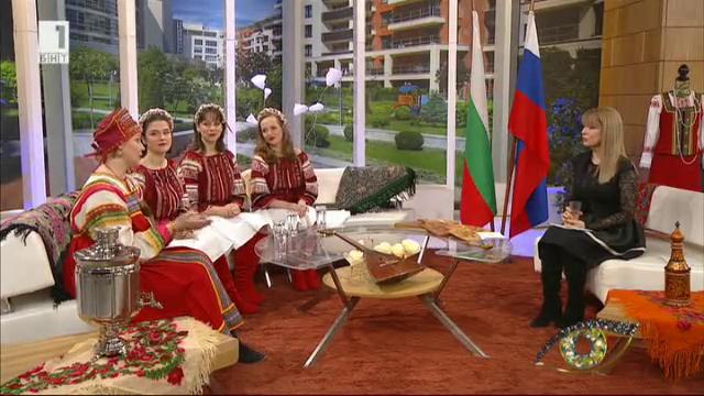 Светът отблизо: Русия