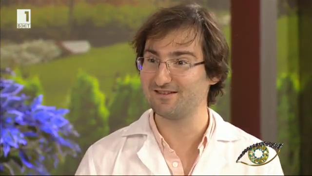 Отблизо: микробиологът Явор Денчев