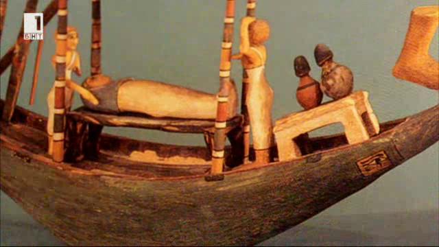 Експериментална археология: строежът на древния кораб Майдън