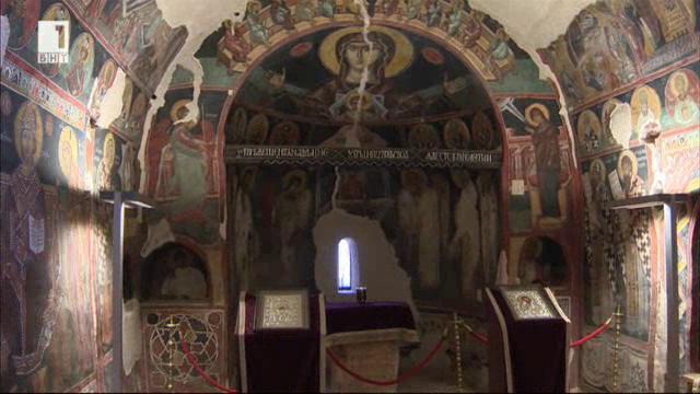 Възродено и възраждащо се стопанство в Кремиковския манастир