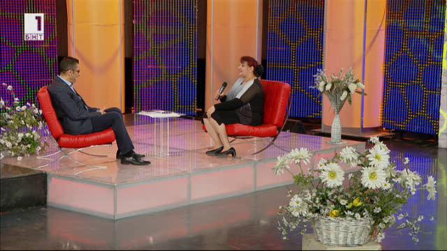 """Елена Божкова - солистка от """"Мистерията на българските гласове"""""""