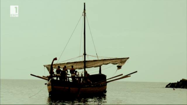 Тракийски боен кораб