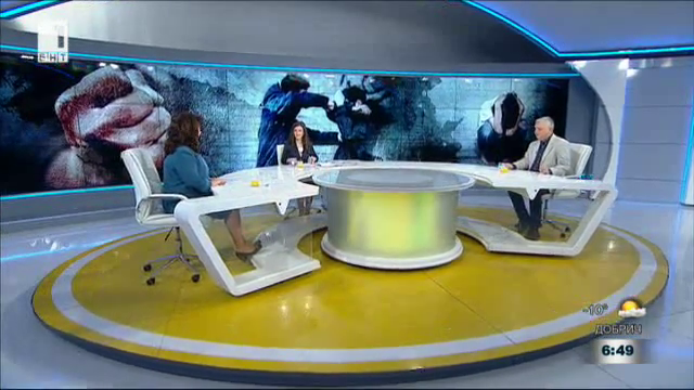 Иван Игов: По насилие между деца ние се нареждаме веднага след руските републики