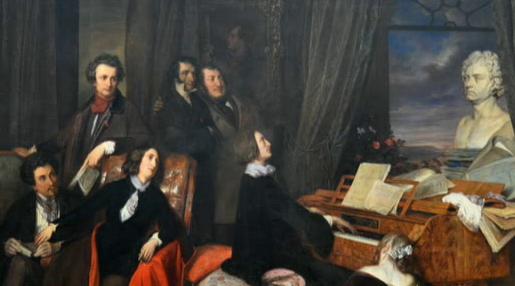 Фредерик Шопен - поетът на пианото