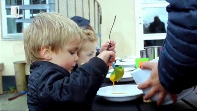 Децата и тяхното хранене