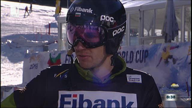 Радо Янков: Радвам се, че много деца се увличат по ските и сноуборда