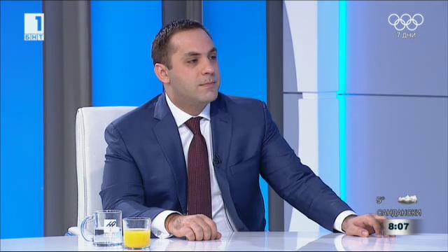 Емил Караниколов: Има засилен инвеститорски интерес към България