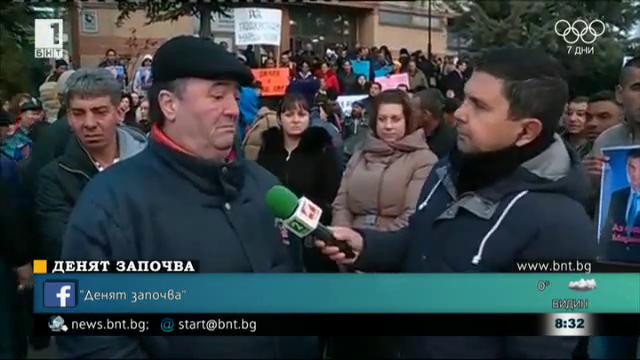 Жители в Септември организират подписка в защита на кмета