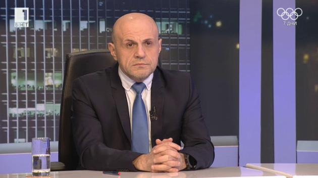 Томислав Дончев: Шенген е по-скоро въпрос на репутация и на самочувствие