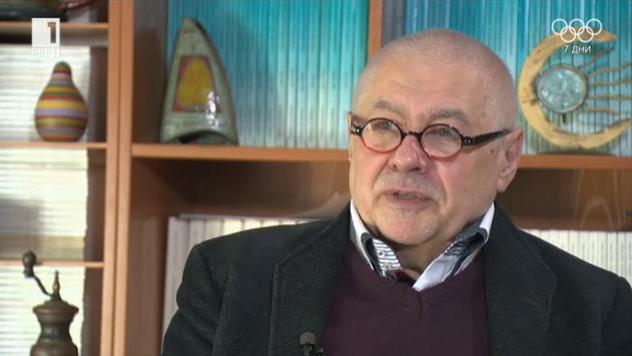 Аз и Путин – руският политически консултант Глеб Павловски