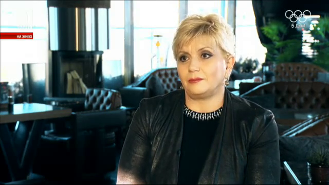 Николина Чакърдъкова с покана за концерт на 10 февруари