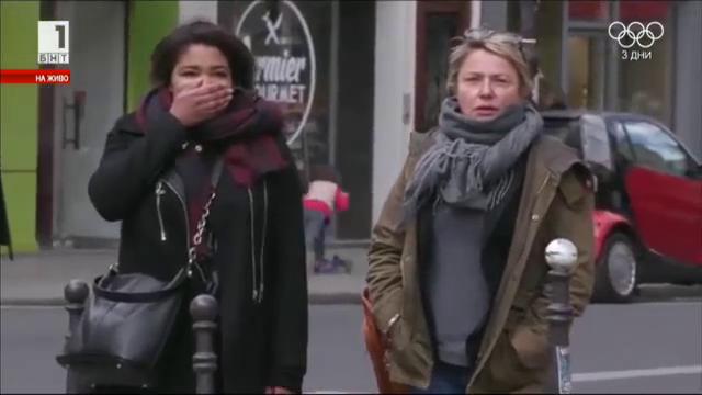Кампания в защита на пешеходците