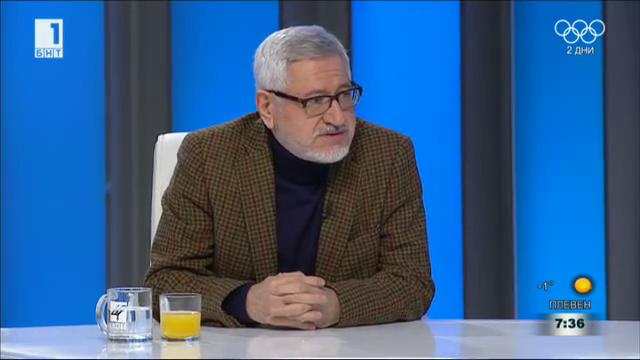 Ангел Димитров: ЕК показа нов подход с перспектива на Западните Балкани
