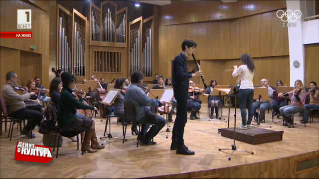 НМА представя: Концерт на Академичния симфоничен оркестър