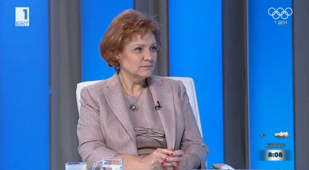 Менда Стоянова: Има сива икономика и борбата с нея се води