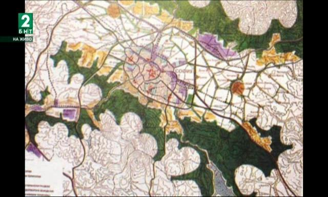 Градското планиране на София през прехода (1990-2010)