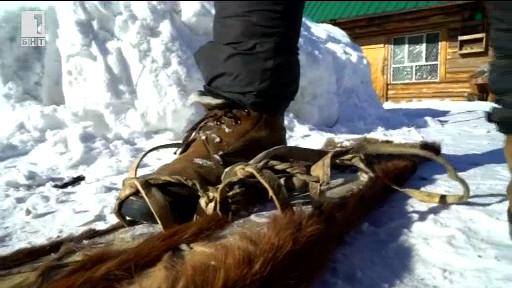 Родината на първите ски е Алтай