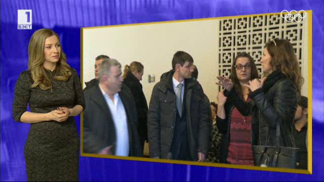 Работна среща в Народното събрание във връзка с легализацията на жестовия език