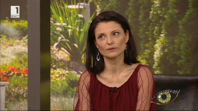 За Христина Чопарова в тишината се крие не много, а всичко