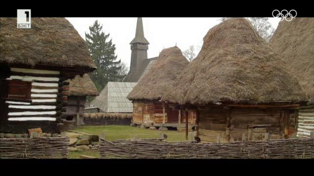 Музеят на румънския селянин, където има къща от всяка област